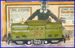 1920s Lionel Trains Prewar Boxed Set #294 Electric Passenger 252 529 529 530 +tr