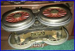 1929 LIONEL 402 STANDARD GAUGE ELECTRIC ENGINE LOCOMOTIVE Mohave/Maroon