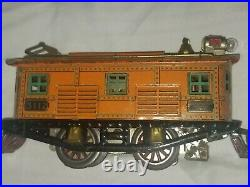 4 HTF PRE-WAR Lionel AMERICAN FLYER Train Set DIECAST Metal O GAUGE Vintage 1922