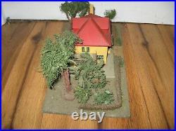 Antique Lionel Prewar 911 Plot 191 Original Villa Exc Condition 1932-42 Rare