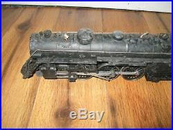 Antique Prewar Lionel 763E 4-6-4 Scale Hudson Steam Locomotive Train Rare VTG