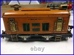Antique lionel train set prewar 1920s eng #248