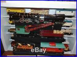Excellent Lionel Original Prewar BOXED Black Work Train Set #358E