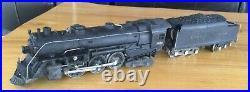 LIONEL 226E Locomotive & Tinderbox Car 2226W Pre-war excellent used condition