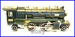 LIONEL O Gauge Pre War TIN PLATE #260E Steam Engine, Tender & Box 1930s