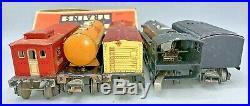 LIONEL PREWAR 0 GAUGE 6027E FREIGHT SET 1689E/1689With1680/2679/2682