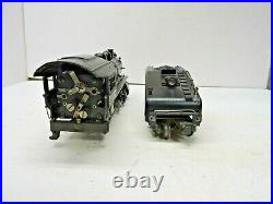 LIONEL PREWAR 227 LOCO AND A 2227B BELL RINGING TENDER WithLIGHT