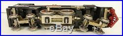 LIONEL PREWAR STD. GAUGE 400E STEAM LOCO With400T TENDER-VG. IN ORIG. BOXES