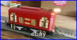 LIONEL Prewar 248 Engine Electric antique from 1927-32 Serviced & restored Red