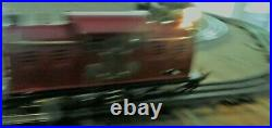 LIONEL Prewar 254 Engine with e-unit restored serviced & runs great, real beauty