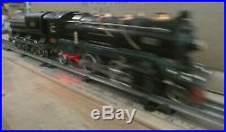 LIONEL-Prewar 260E-Engine 260T Black/Green, Original WITH WORKING CHUGGER