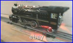 LIONEL-Prewar 260E-Engine-Yellow Stripe, serviced-refurbished, Runs Excellent Con