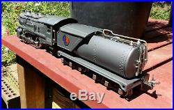 LIONEL-Prewar 263E-Engine 263-T Gun Metal, serviced-restored by me, Outstanding