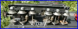 LIONEL-Prewar 263E Engine and 263W Whistle Tender. Great condition, serviced