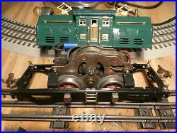 LIONEL Prewar Early 250 Engine, restored, serviced & runs great see pictures