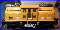 LIONEL Prewar Early 250 Engine, restored, serviced & runs great see pictures. 1926