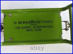 Lionel 163 Prewar Freight Station Set