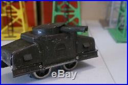 Lionel 203 Prewar Armored Locomotive