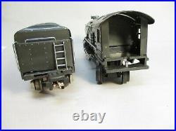 Lionel 249E Loco 265W Whistle Tender Gunmetal Prewar O gauge X4092