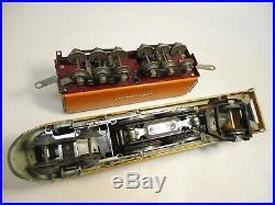 Lionel 250E Hiawatha Loco 250W Tender for Passenger Prewar O Gauge X2994