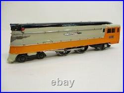 Lionel 250E Hiawatha Loco Diecast 072 Prewar O Gauge X4989