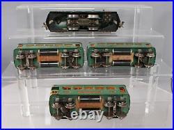 Lionel 253 Vintage O Prewar Electric Loco with 610, 610, 612
