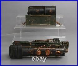 Lionel 260E Vintage O Prewar 2-4-2 Tinplate Steam Locomotive with 260T Tender
