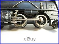 Lionel 262E Loco Black Nickel Trim Uncataloged Prewar O Gauge X3824