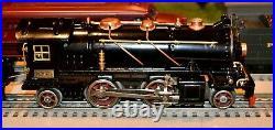 Lionel 262 Prewar Tinplate Engine with a 262T Tender
