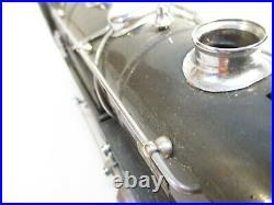 Lionel 263E Loco Gunmetal Chrome Trim Prewar O Gauge X4610