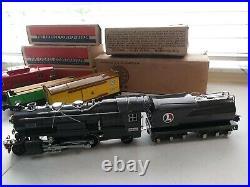 Lionel 275w Prewar Freight Outfit 1937 263e, 263w, 814,812 & 817