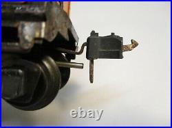 Lionel 2814 Box Car 1940 Stamped Lettering Prewar O Gauge X5183