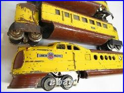 Lionel 299W UP City of Denver Streamliner Prewar O Gauge X7366
