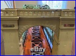 Lionel 300 Hellgate Bridge Early Pre War Version Original Box Very Nice