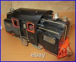 Lionel #38 Pre War Standard Gauge Electic, Nice