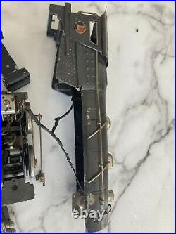 Lionel 400E Gunmetal Grey Standard Gauge Prewar