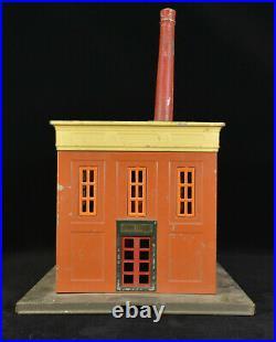Lionel 436 Prewar Power Station Building As Found