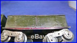 Lionel Early Prewar Standard Gauge Pair of 112 Shorty Gondolas! Nice! 1913! CT
