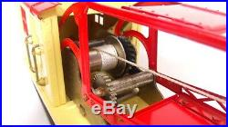 Lionel Lines Standard Gauge Prewar Restored #219 20Ton Operating Crane Train Car