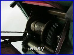 Lionel No. 219 Standard Gauge Peacock Derrick Crane Vintage Pre War B10-18