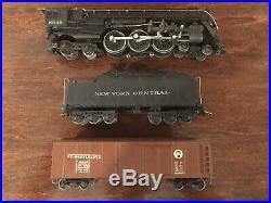 Lionel OO Train Set High Detail 3 Rail With Original Boxes & Track Prewar