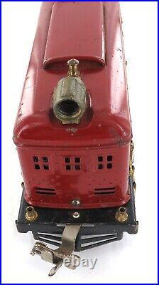 Lionel O Gauge Pre-war 248 Electric Engine Locomotive