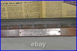 Lionel PREWAR RARE #700E HUDSON DISPLAY BOARD 1938- 42 + MORE