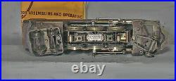 Lionel PREWAR Scarce Black #226E 2-6-4 Steam Engine 1938- 42