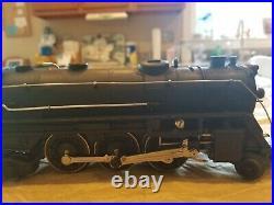 Lionel PREWAR Scarce Black #226E 2-6-4 Steam Engine 1938- 42 Excellent