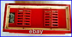 Lionel PRE war TRAIN station 116 White and red NO DENTS colors bright