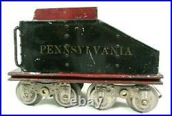 Lionel Pennsylvania Railroad No. 5 Tender Pre War Vintage Model Railway B65-6
