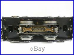 Lionel PreWar #248 Electric Loco Set with #629 Pullman & #630 Observation Car