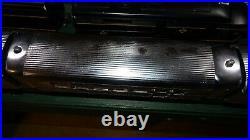 Lionel PreWar Flying Yankee Set 267W 616-617-617-618 & 3 Lighted Vestibules