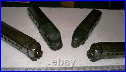 Lionel PreWar Flying Yankee Set 267W 616-617-617-618 & 3 Vestibules